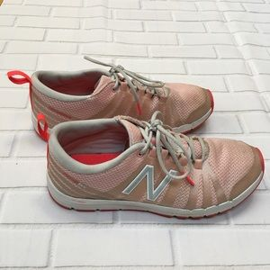 New Balance pink sneakers WX811PG runners size 7.5